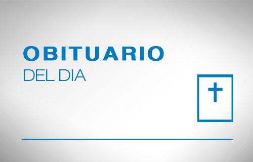 Obituarios de Salta, Argentina