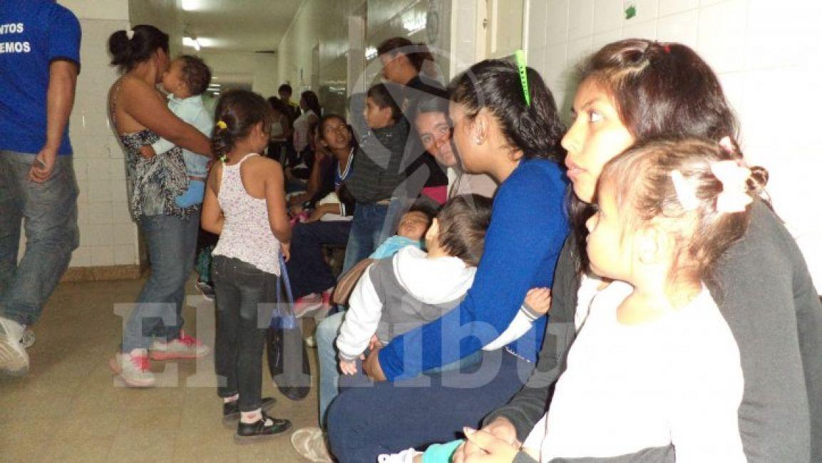 Reconocen que la diarrea en Tartagal roza la epidemia