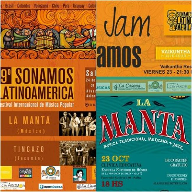 El festival sonamos latinoam rica comienza a palpitarse for Espectaculos internacionales de hoy