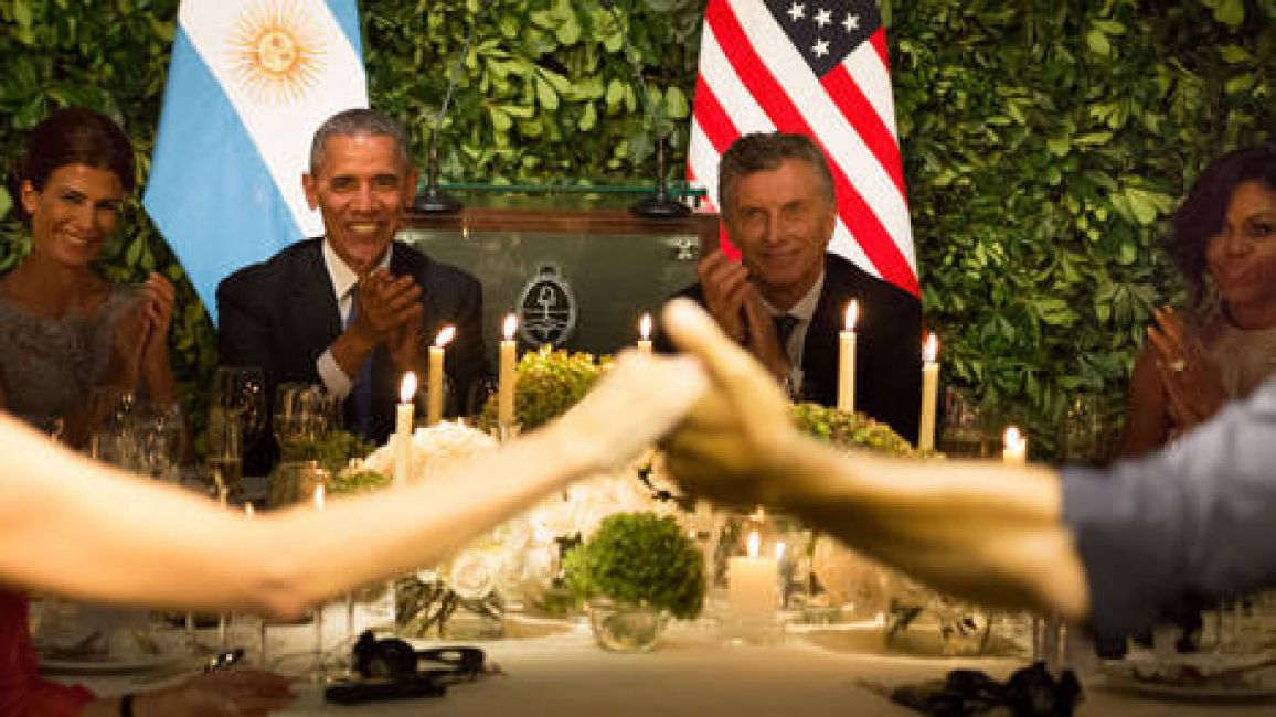 Gobernadores far ndula y tango en el agasajo de macri a for Noticias argentina farandula