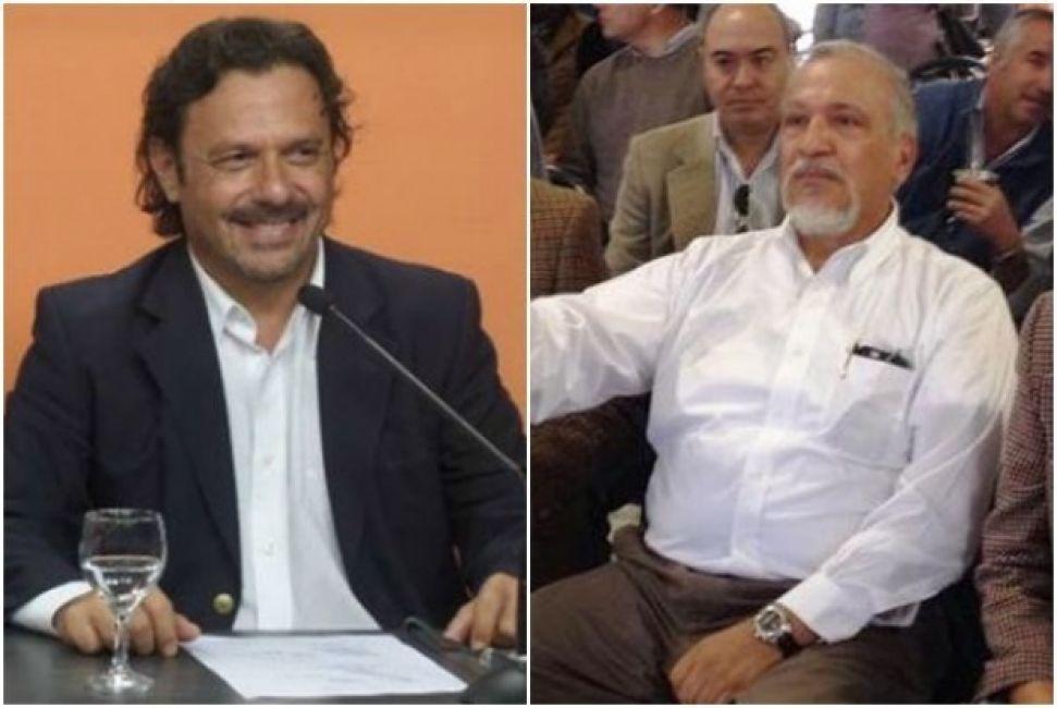 Gustavo Sáenz recibirá hoy a Juan Carlos Romero