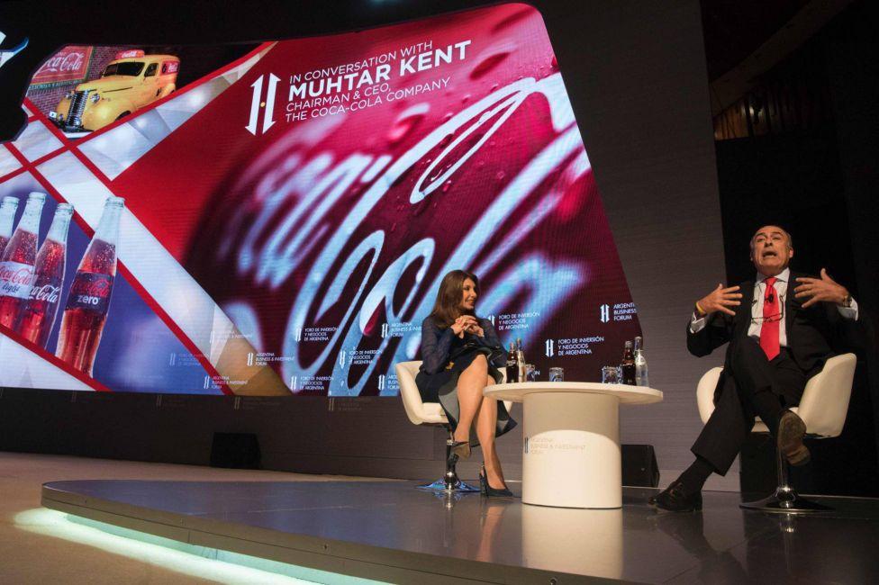Macri expulsaría a Coca-Cola
