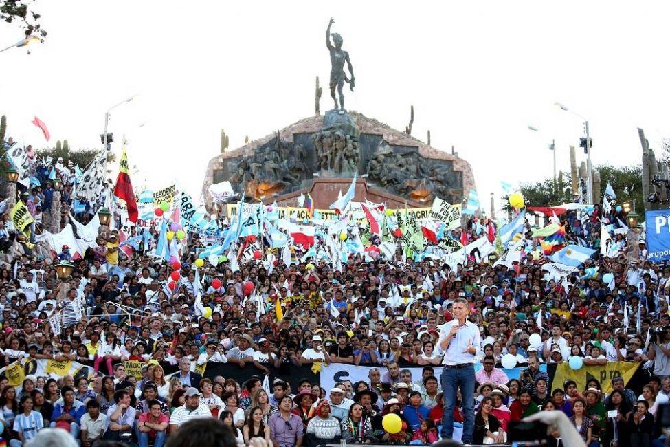 ¿Hablará Macri durante el 1º de mayo?
