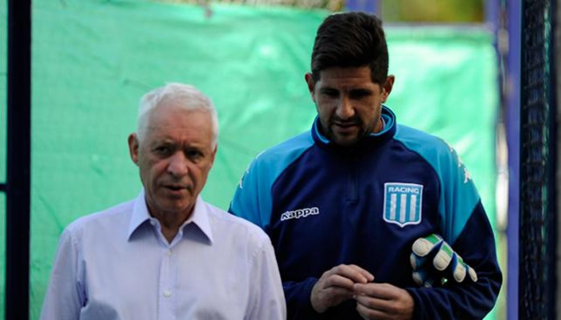 Pegó el portazo: Orión dijo basta y terminó su contrato con Racing