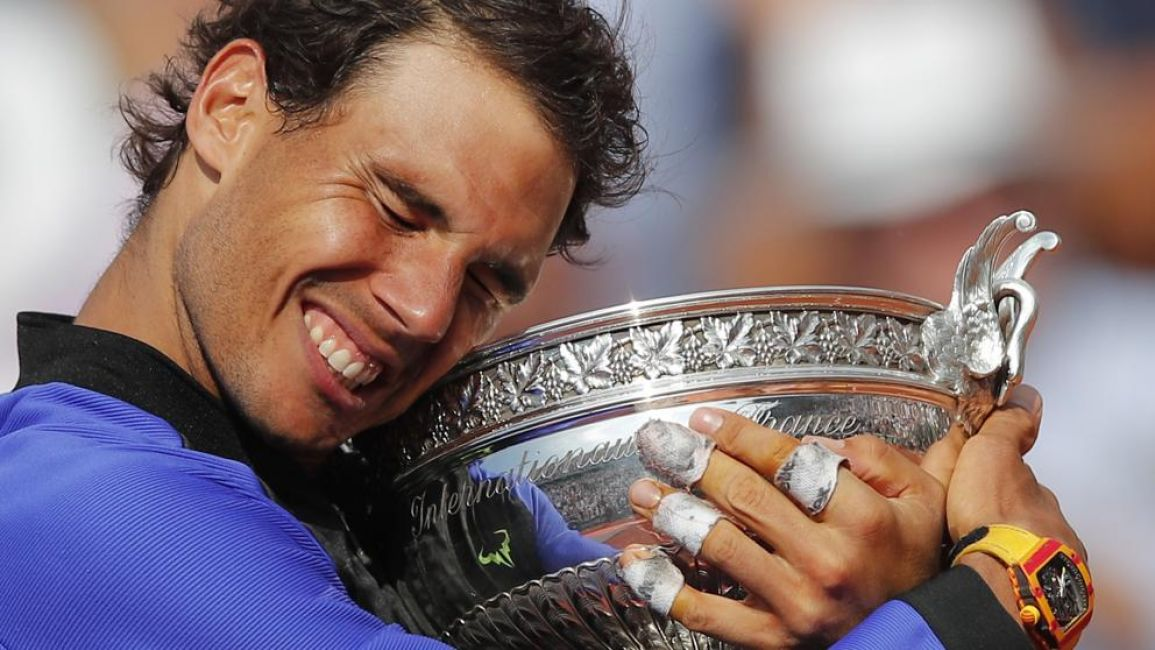 Nadal derrota a Wawrinka y consigue su décimo título en Roland Garros