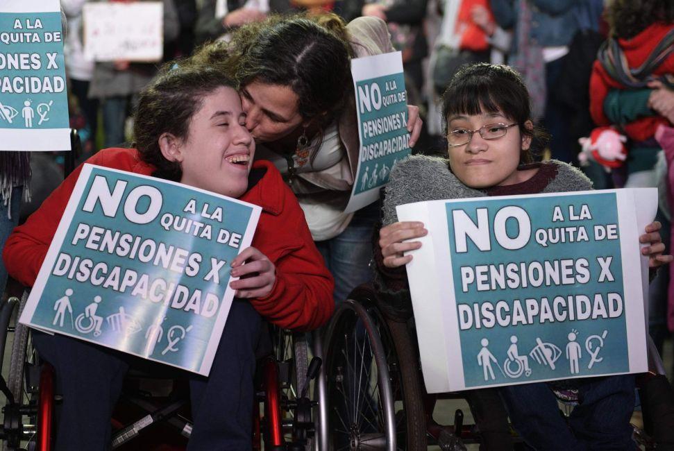 El viernes habrá dos manifestaciones por las personas con discapacidad