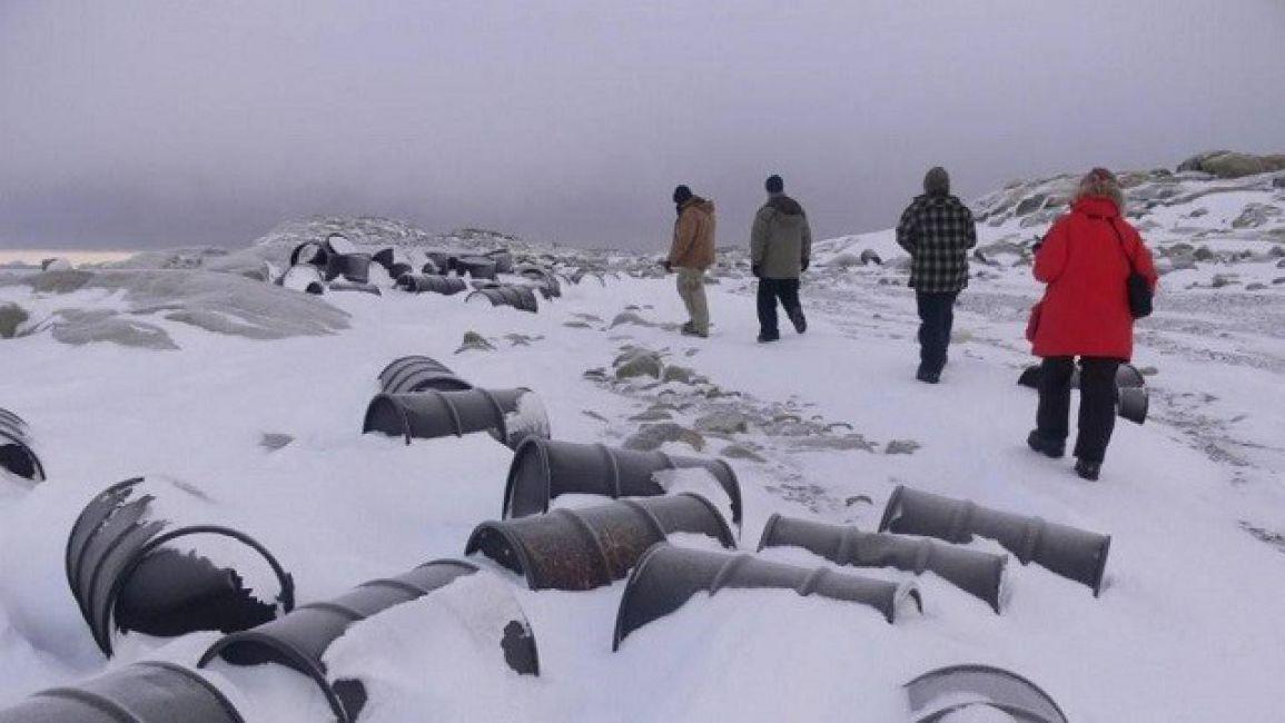 Cocaína, cafeína y paracetamol contaminan el agua de la Antártida