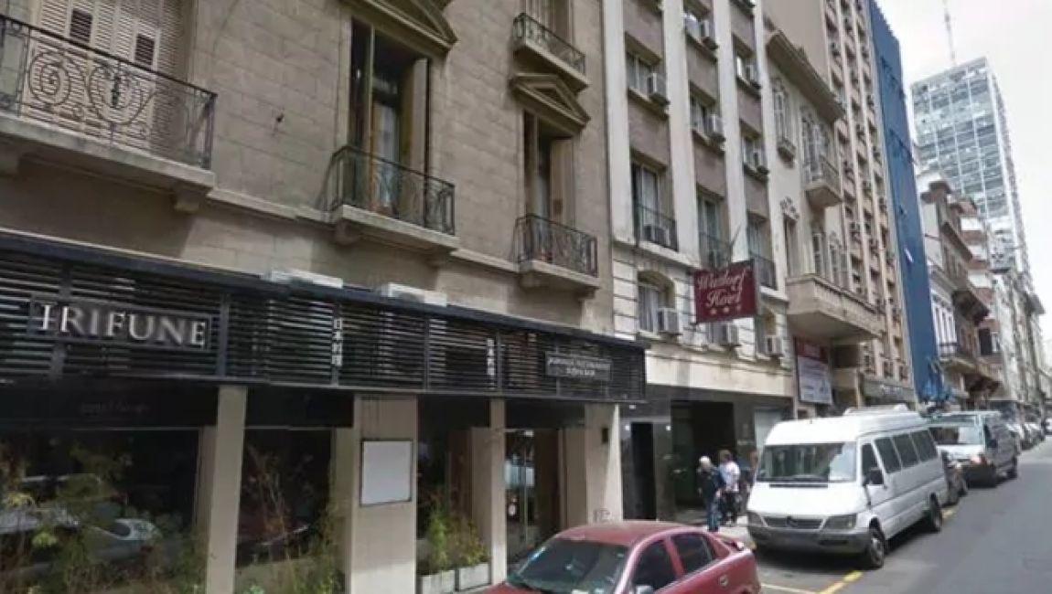 Allanaron el hotel que sería de Cristina Kirchner — Capital Federal
