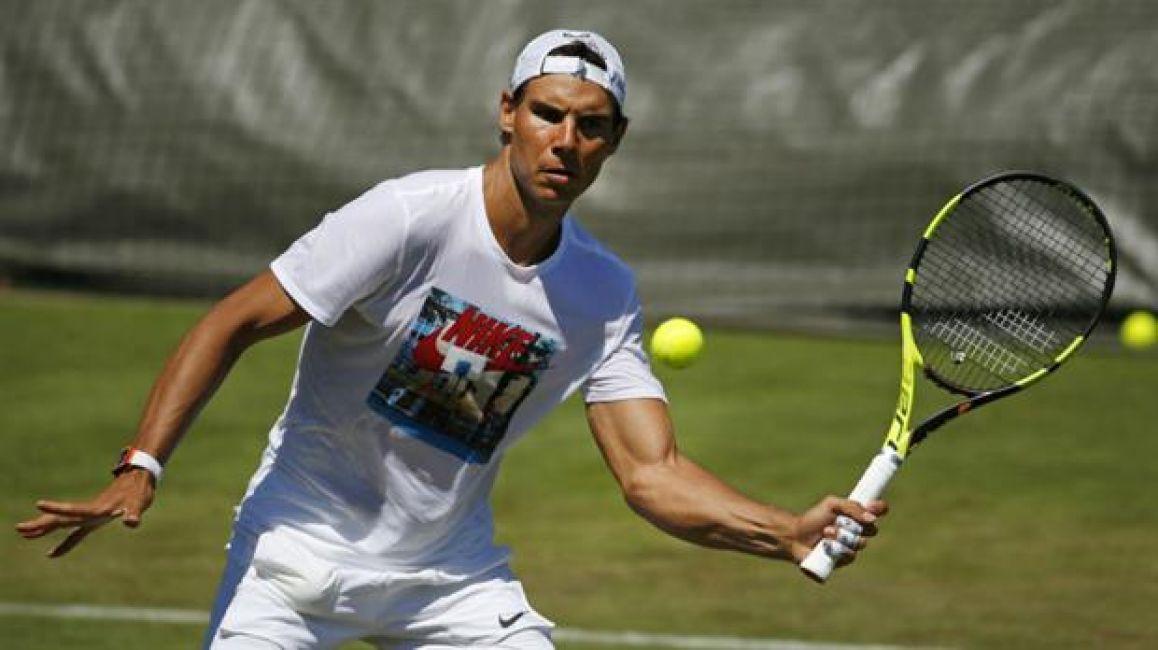 Fue debut y despedida para Berlocq en Wimbledon