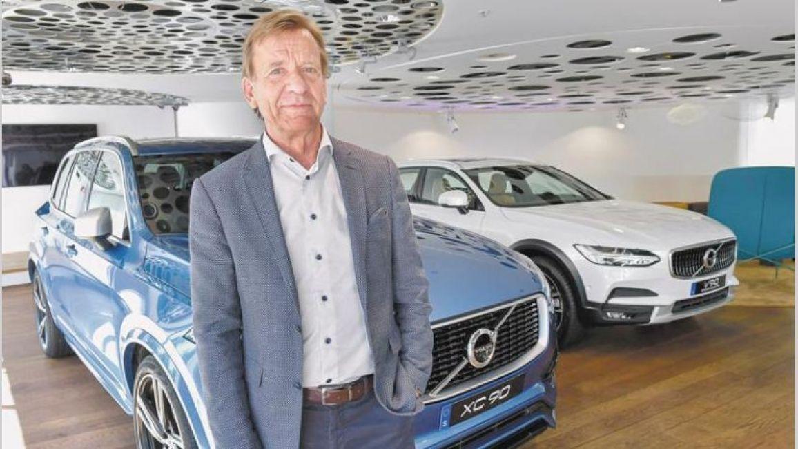 Volvo lanzará sólo coches eléctricos o híbridos en 2019