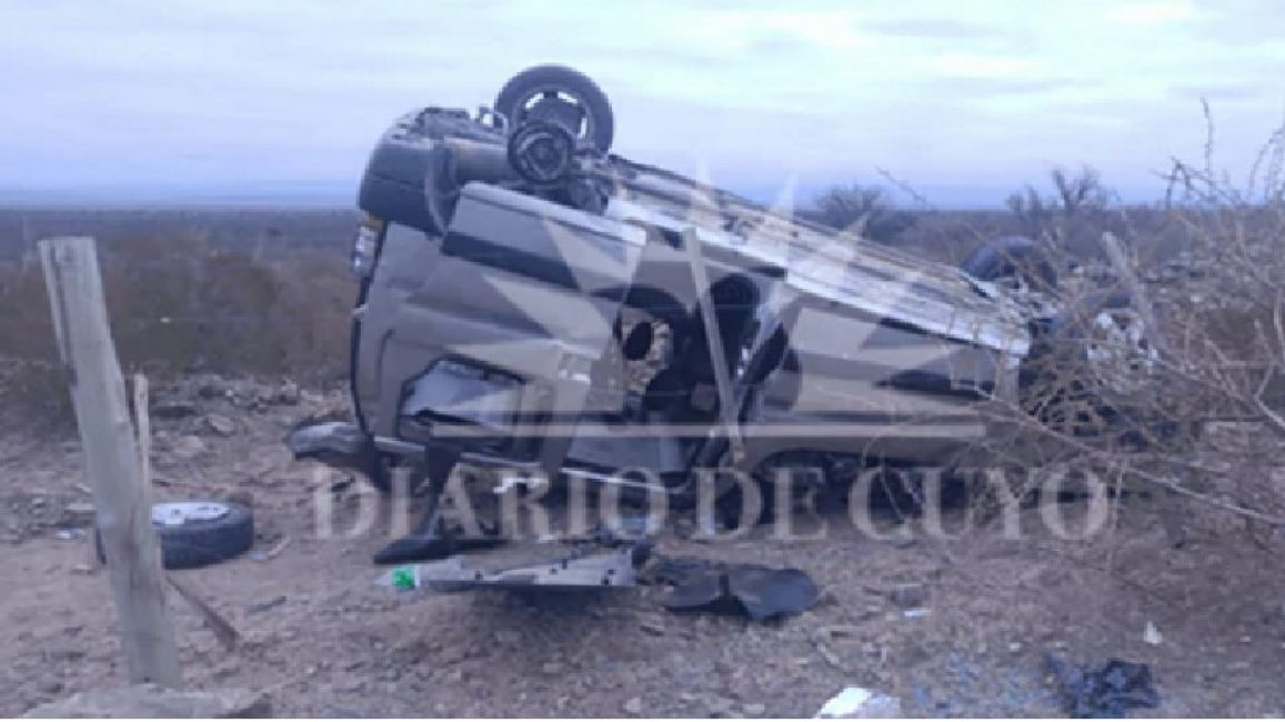 """El arzobispo Jorge Lozano sufrió un accidente camino a Jáchal"""""""