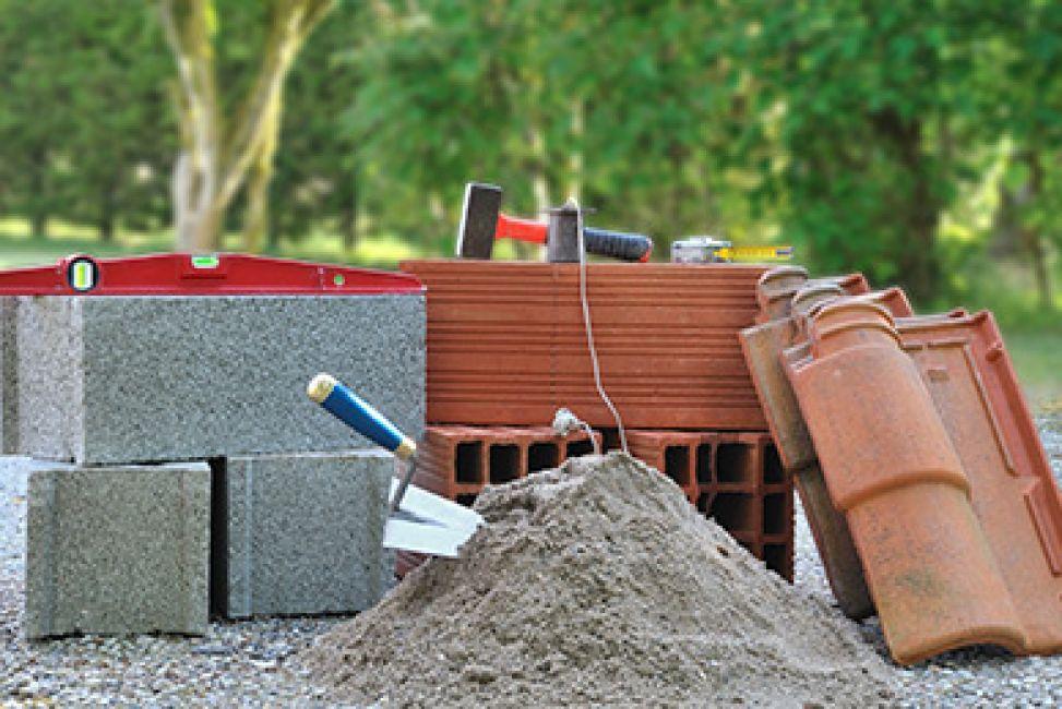 Contin a en alza la venta de materiales de construcci n - Material de construccion ...