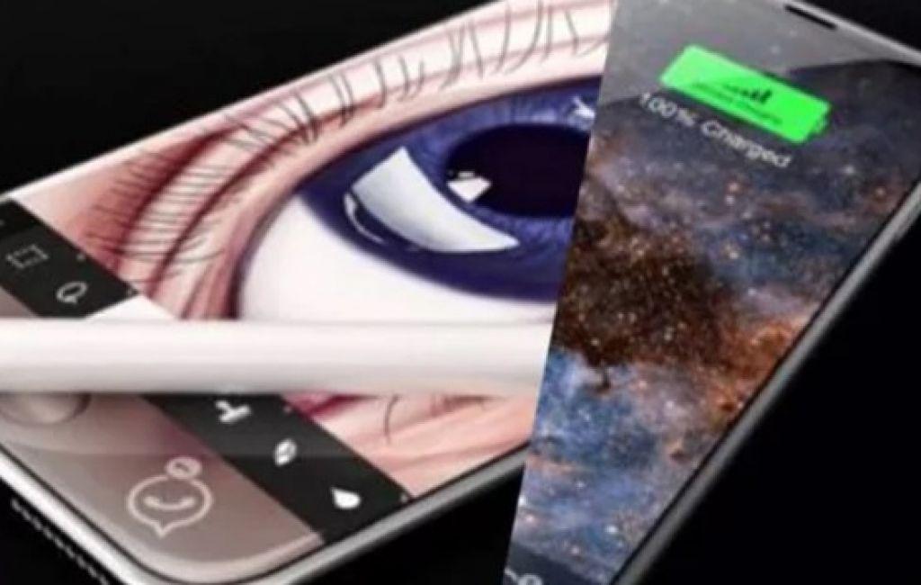 Confirmado: El iPhone 8 tendrá carga inalámbrica