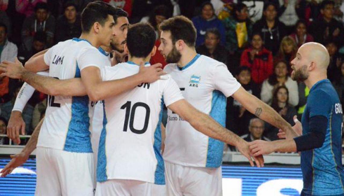 Argentina está a un paso del Mundial