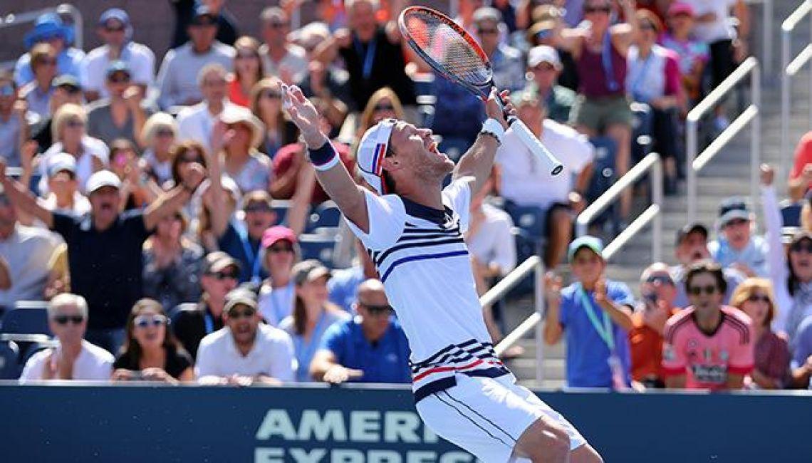 Se agiganta el sueño del Peque Schwartzman en el US Open