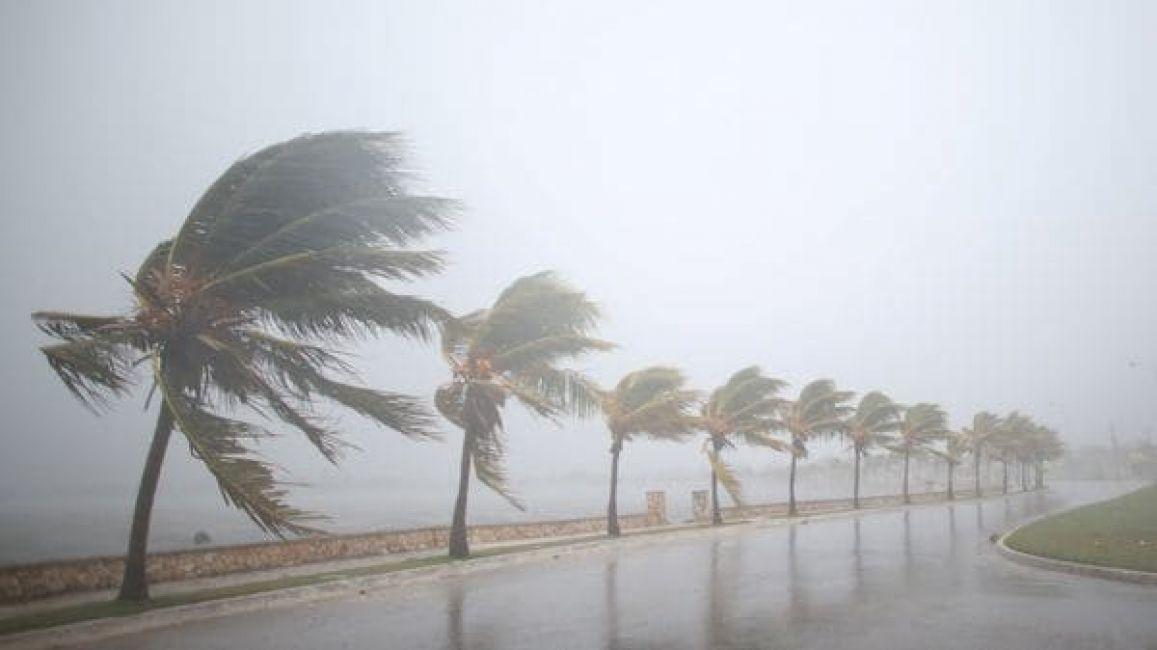 'Irma' deja sentir su poder en Cuba