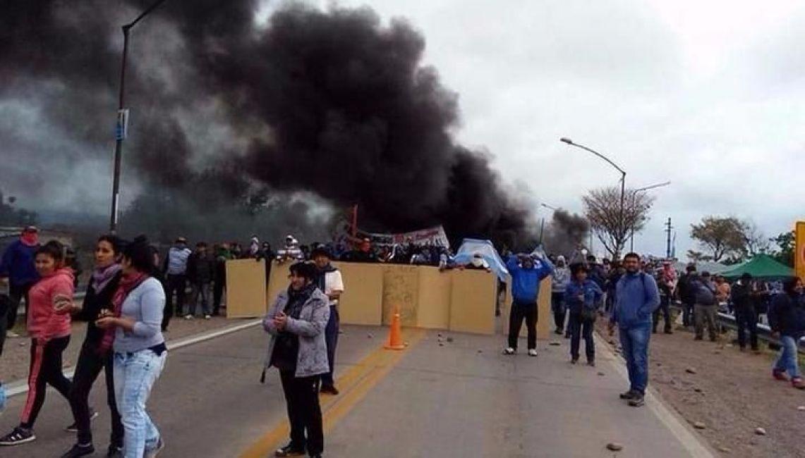 Jujuy: Represión a trabajadores y familias de Ledesma