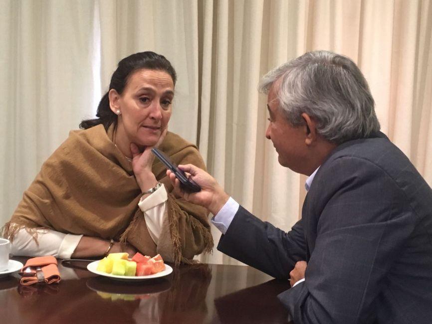 En tono de campaña, Vidal encabezó nuevo timbreo nacional de Cambiemos — ARGENTINA