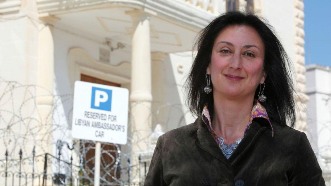 Federaciones de periodistas condenan el asesinato de reportera en Malta
