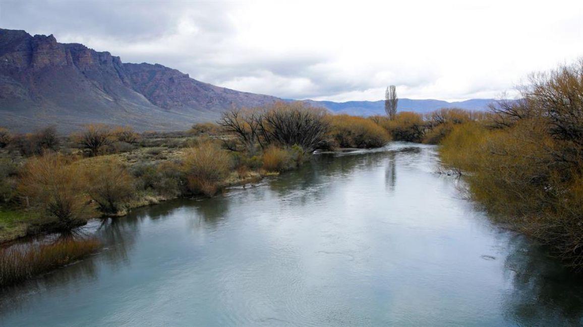 Se realizó el tercer rastrillaje en el Río Chubut — Desaparición de Maldonado