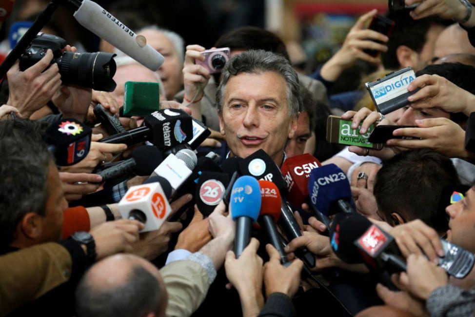 Sondeo: Macri es apoyado más por periodistas que por su pueblo