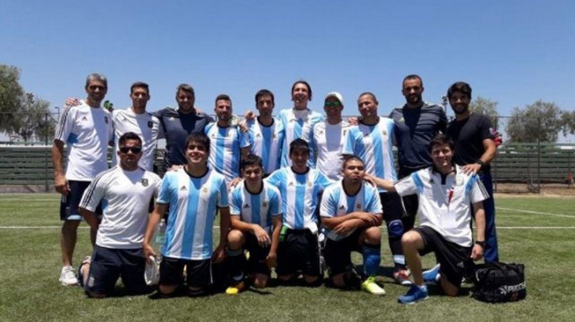 Los Murciélagos salieron campeones de la Copa América