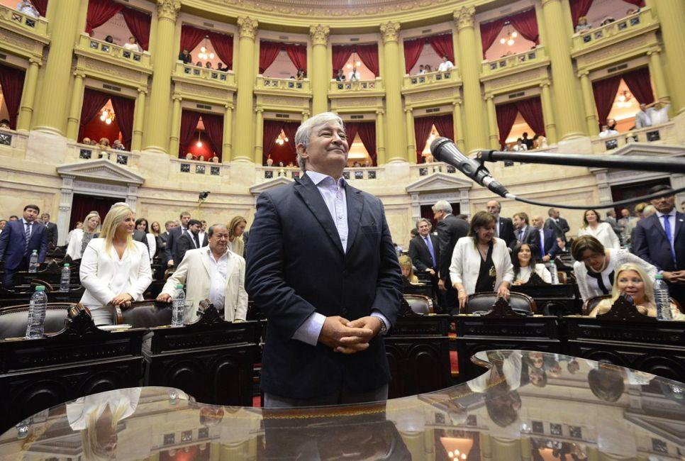 Juran 127 diputados en el Congreso Nacional y Cambiemos gana terreno político