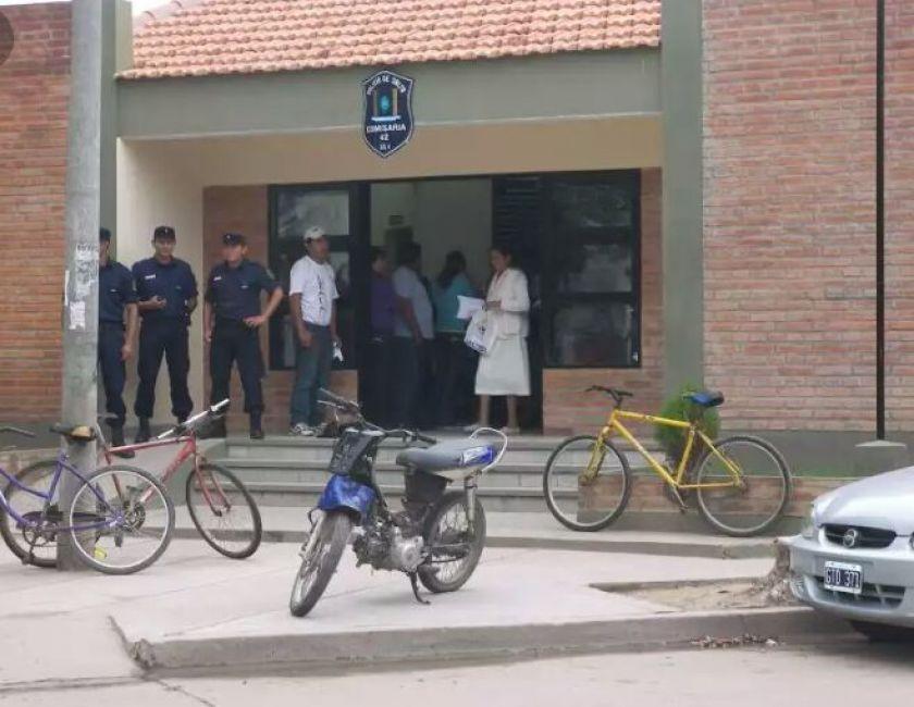 Tartagal: catorce presos se fugaron de una comisaría