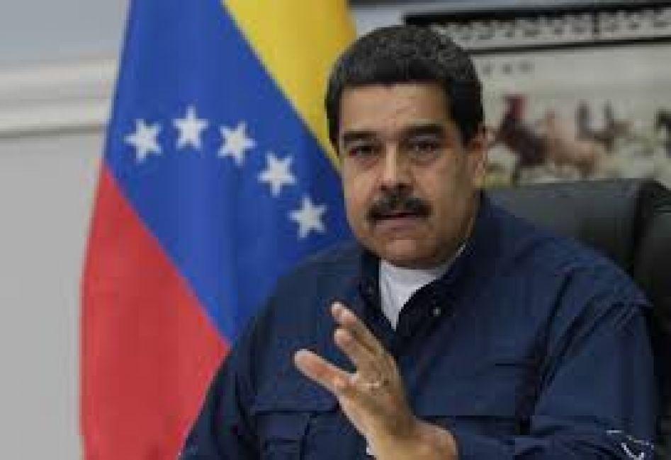 Maduro atribuye a 'saboteo' internacional falta de pernil en Navidad