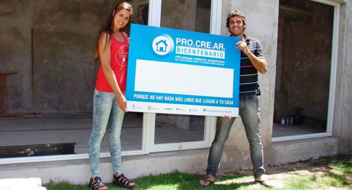 Se anunciaron los 40 mil seleccionados del ProCreAr Joven