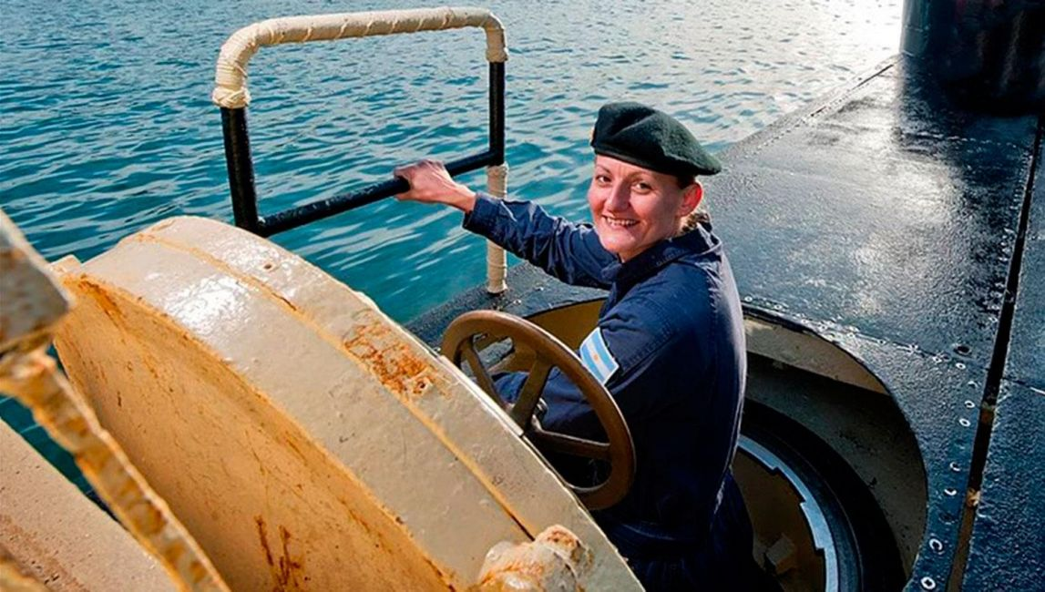 Murió el hermano de la única submarinista del ARA San Juan