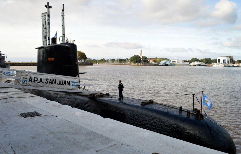 ARA San Juan: el buque Islas Malvinas se suma a la búsqueda
