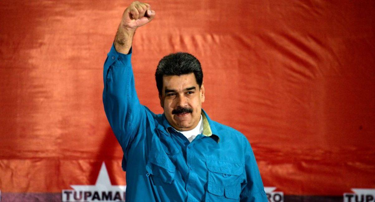 Gobierno borrador de acuerdo final sin la presencia de la oposición — Venezuela