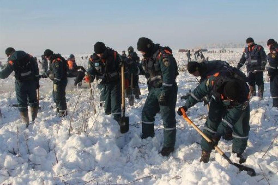 Hielo pudo haber provocado el accidente del avión ruso