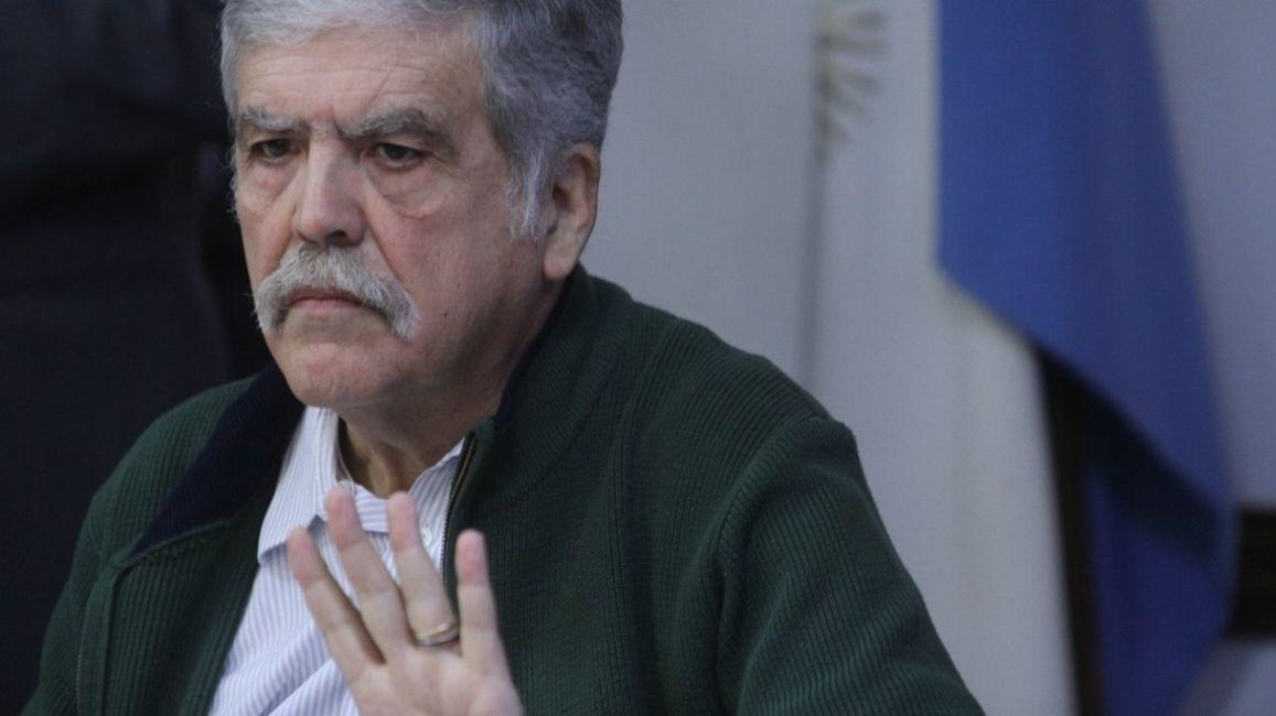 El abogado de De Vido acusó al Gobierno de