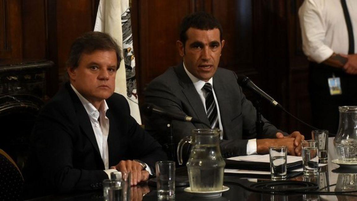 Renunció el juez de la causa Pérez Volpin