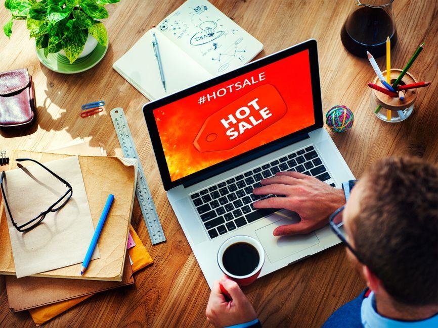 Hot Sale: aprovechá todas las ofertas y los descuentos
