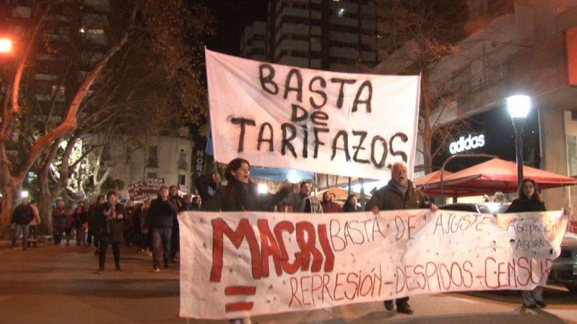 Juan Carlos Schmid amenazó al Gobierno con