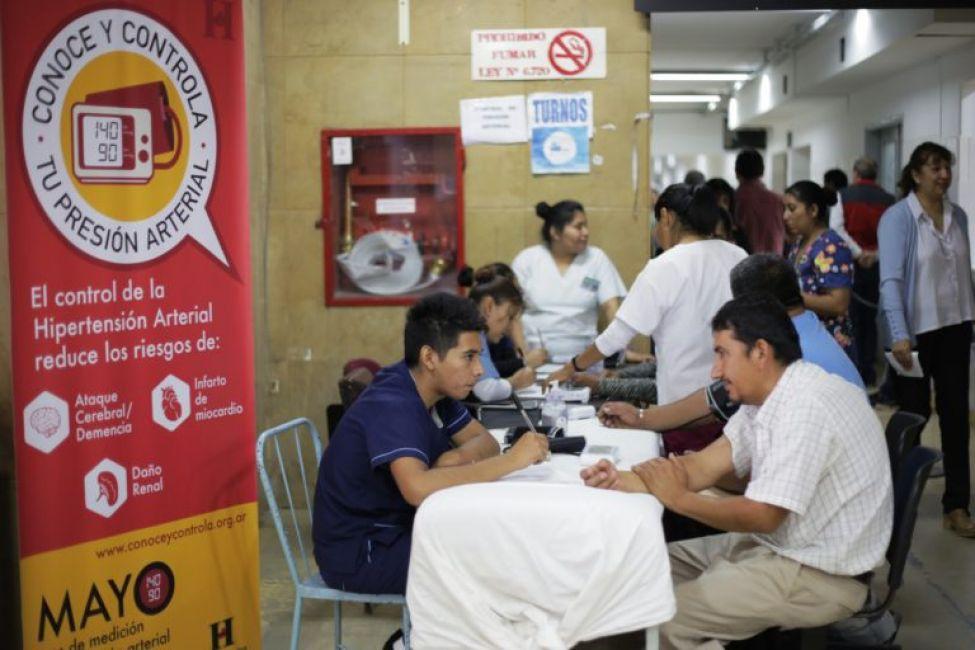 El 50% de los chilenos que padecen hipertensión arterial no lo sabe