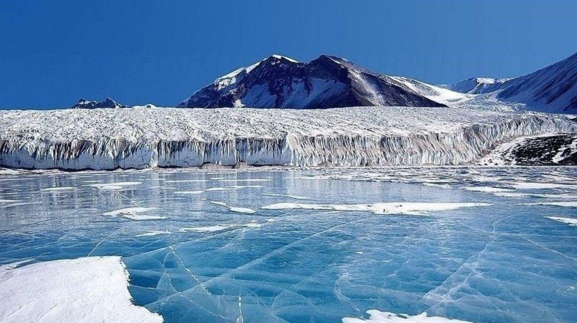 Costas amenazadas tras pérdida de hielo en la Antártida