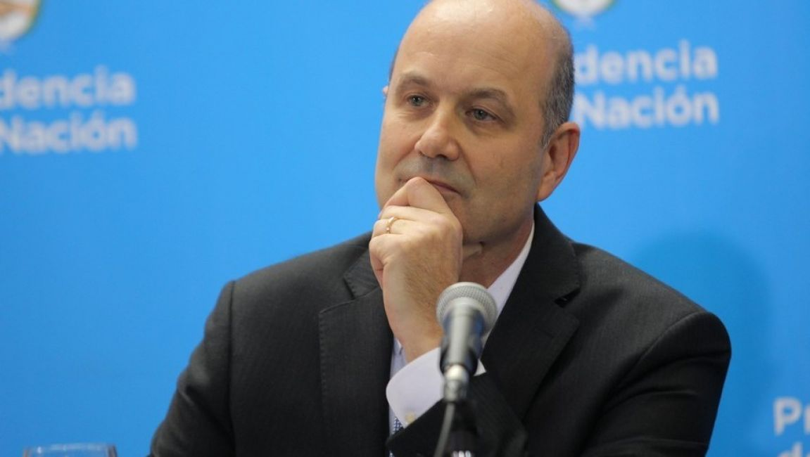 Quién es Luis Caputo, el nuevo presidente del Banco Central