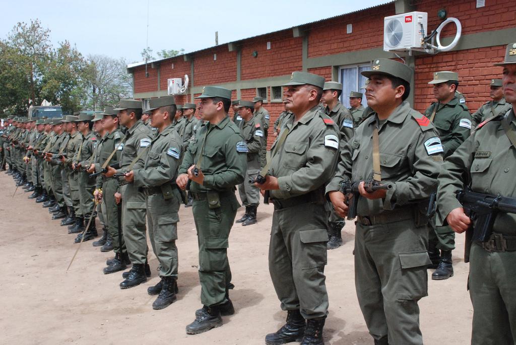 Trasladarán 200 gendarmes a la frontera de Orán
