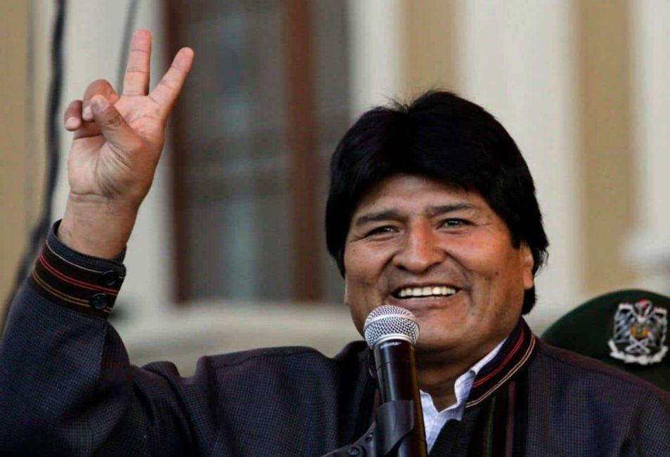 Tribunal Electoral de Bolivia habilita a Evo Morales como candidato presidencial