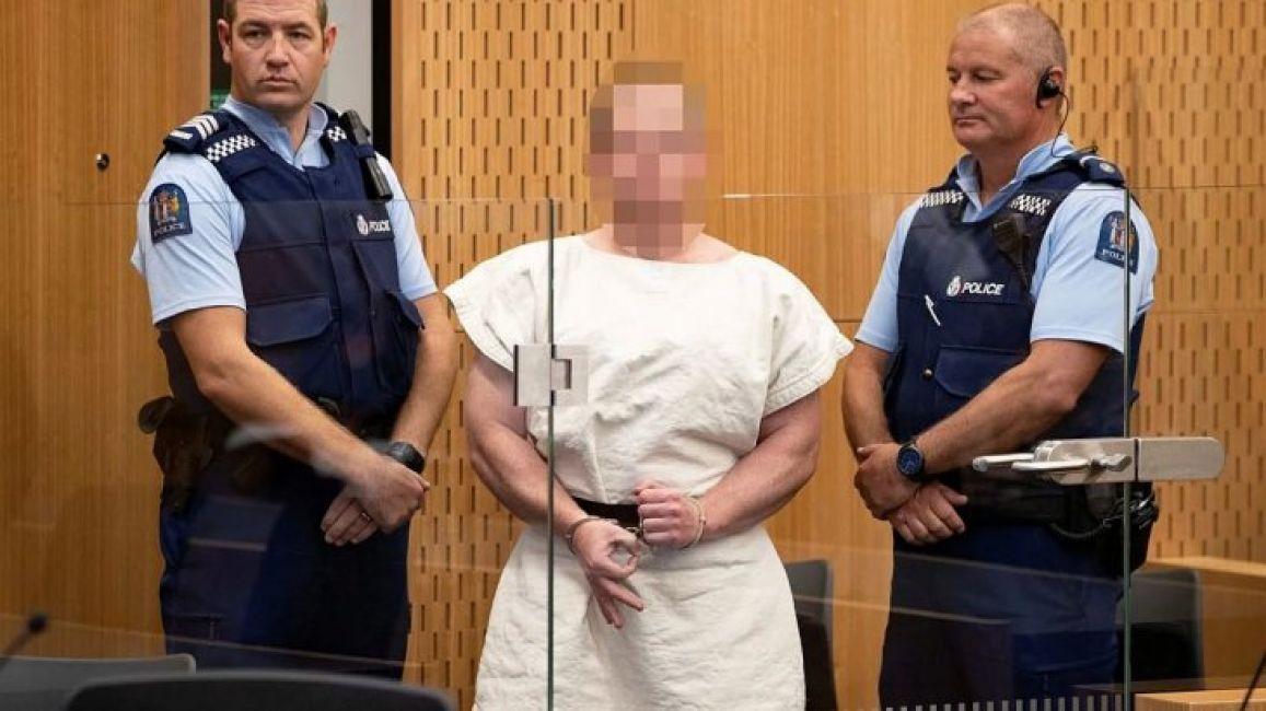 Nueva Zelanda Masacre Video Picture: Masacre En Nueva Zelanda: El Gesto Del Acusado Ante Los