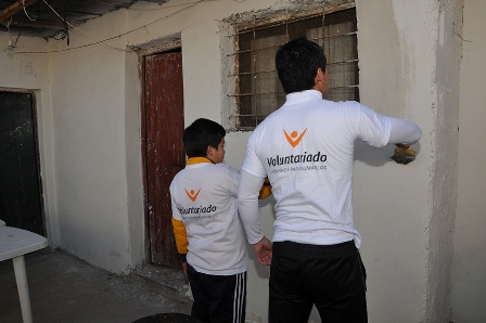 Hoy se festeja el Día Global del Voluntariado Juvenil