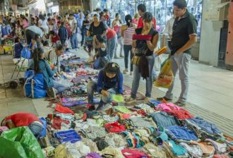 La venta ilegal creció 37,5% en todo el país