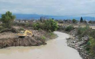El complicado acceso a los ríos
