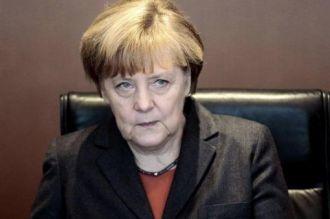 Crece la popularidad de Merkel en Alemania