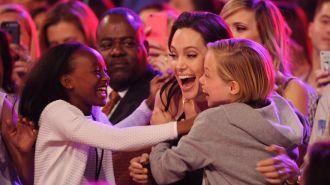 Brad Pitt y Angelina Jolie podrían perder a su hija Zahara