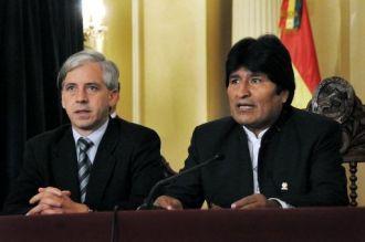 Piden reformar la Constitución para la reelección de Evo Morales